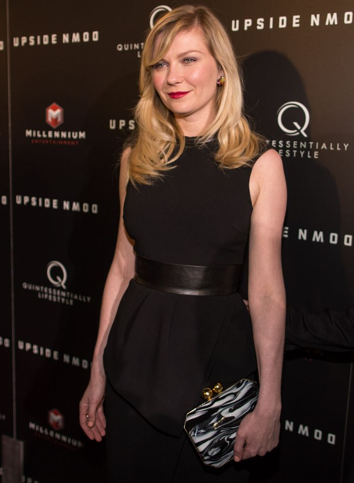 HOLLYWOOD, CA - MARCH 12:  Actress Kirsten Dunst attends the screening of Millennium Entertainment's 'Upside Down' at ArcLigh
