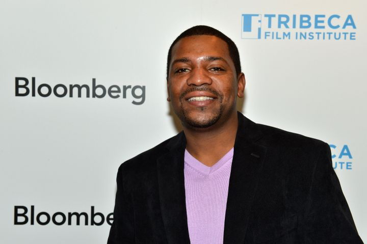 NEW YORK, NY - APRIL 26:  Mekhi Phifer attends the TAA Awards & Celebration during the 2012 Tribeca Film Festival at the The
