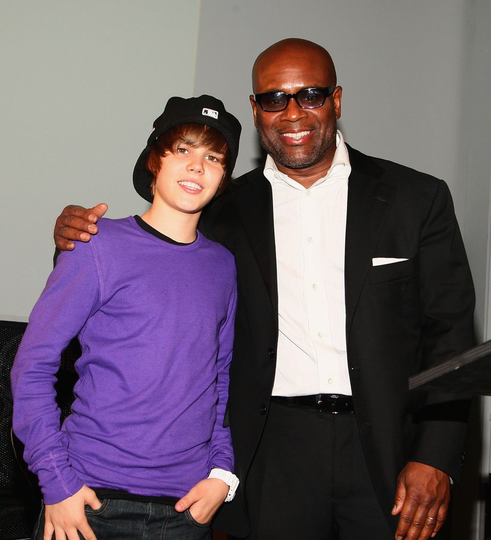 "Justin Bieber was only 14-years-old when L.A. Reid <a href=""http://www.reuters.com/article/2009/07/19/us-bieber-idUSTRE56I2BM"