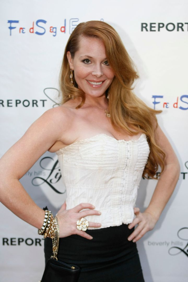 WEST HOLLYWOOD, CA - JUNE 24: Tami Erin attends Report Shoes Debut their Signature Collection at Fred Segal Feet on June 24,