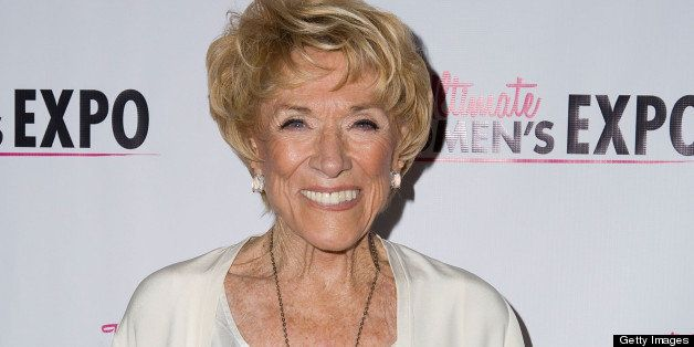 LOS ANGELES, CA - OCTOBER 27:  Actress Jeanne Cooper attends the 2012 Los Angeles Women's Expo - Day 1 at Los Angeles Convent
