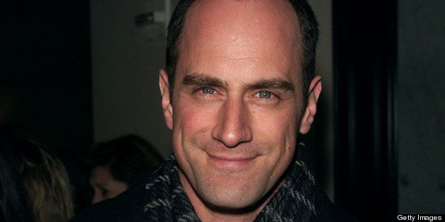 Chris Meloni, star of  TV shows, 'Oz,' and 'Law & Order,' at the Grand Opening of the W New York Hotel, Union Square, New Yor
