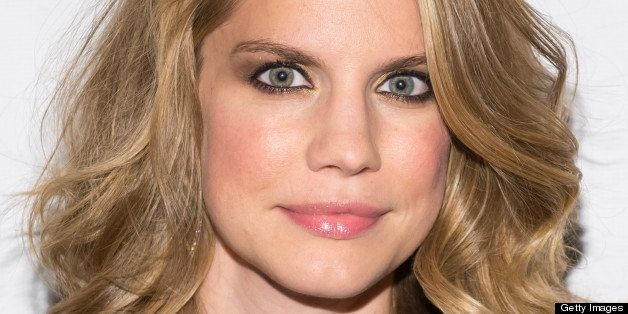 NEW YORK, NY - MAY 05:  Actress Anna Chlumsky attends the 2013 Lucille Lortel Awards at Jack H. Skirball Center for the Perfo