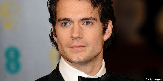 LONDON, ENGLAND - FEBRUARY 10:  Henry Cavill attends the EE British Academy Film Awards at The Royal Opera House on February