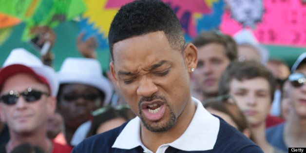 GOOD MORNING AMERICA - Will Smith and Jaden Smith are guests on 'Good Morning America,' 5/31/13, airing on the ABC Television