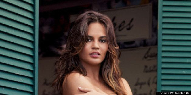 Chrissy Teigen Is Nude For GQ Magazine (PHOTO) | HuffPost