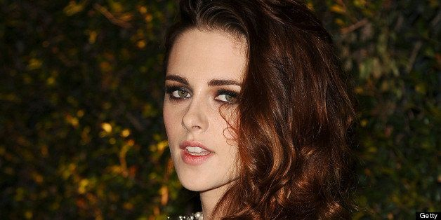 HOLLYWOOD, CA - DECEMBER 01:  Actress Kristen Stewart attends the Academy of Motion Pictures Arts and Sciences' 4th annual Go