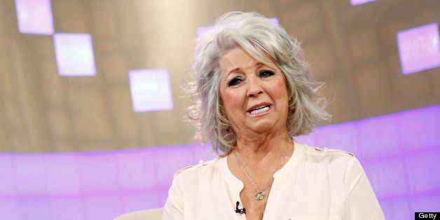 TODAY -- Pictured: Paula Deen appears on NBC News' 'Today' show -- (Photo by: Peter Kramer/NBC/NBC NewsWire via Getty Images)