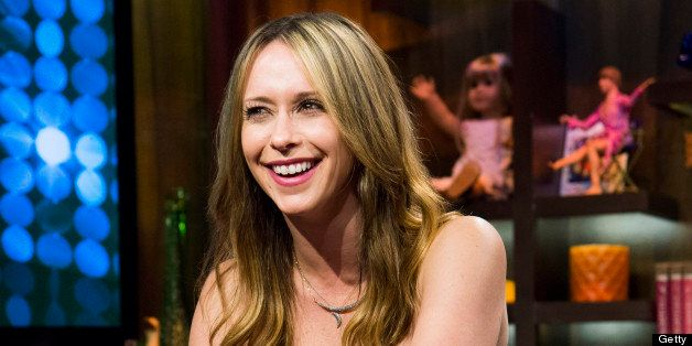 WATCH WHAT HAPPENS LIVE -- Pictured: Jennifer Love Hewitt -- Photo by: Charles Sykes/Bravo/NBCU Photo Bank via Getty Images