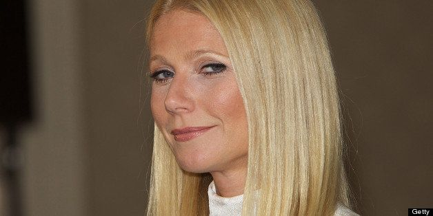 CHICAGO, IL - JUNE 15: Gwyneth Paltrow attends Gene Siskel Film Center Gala Honoring Gwyneth Paltrow on June 15, 2013 in Chic
