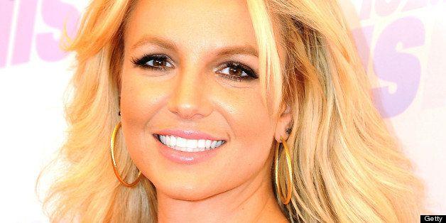 Britney Spears Instagrams Her Sons In 'Ooh La La' Music ...