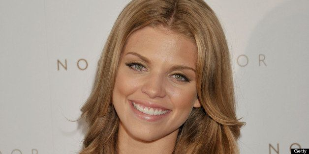 WEST HOLLYWOOD, CA - JULY 20: AnnaLynne McCord attends the Noon By Noor Launch Party at the Sunset Tower Hotel on July 20, 20