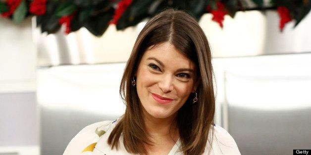 TODAY -- Pictured: Gail Simmons appears on NBC News' 'Today' show -- (Photo by: Peter Kramer/NBC/NBC NewsWire via Getty Image
