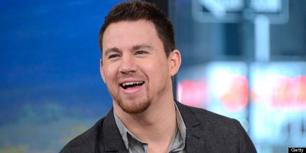 GOOD MORNING AMERICA - Channing Tatum talks about his new film 'White House Down,' on GOOD MORNING AMERICA, 6/25/13, airing o