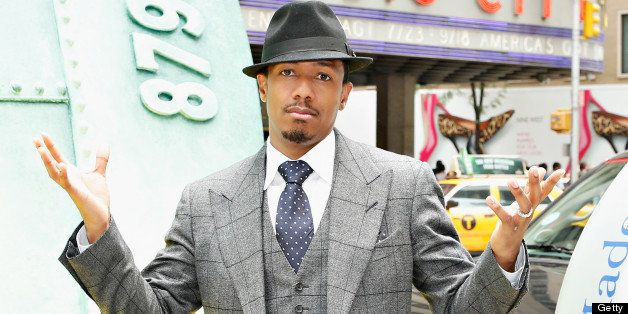 NEW YORK, NY - JULY 22:  Recording Artist / TV Personality Nick Cannon attends the Snapple Real Facts Photo Op on July 22, 20