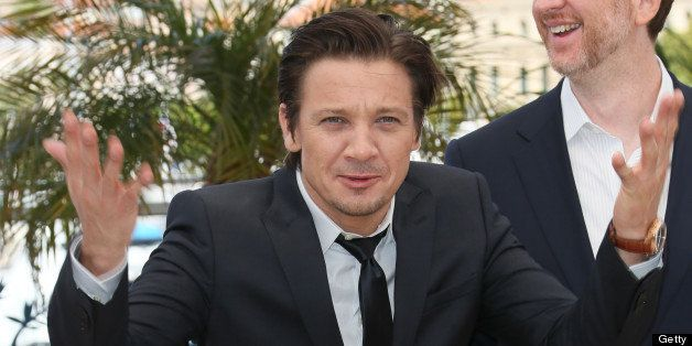 CANNES, FRANCE - MAY 24:  Jeremy Renner attends the photocall for 'The Immigrant' at The 66th Annual Cannes Film Festival on