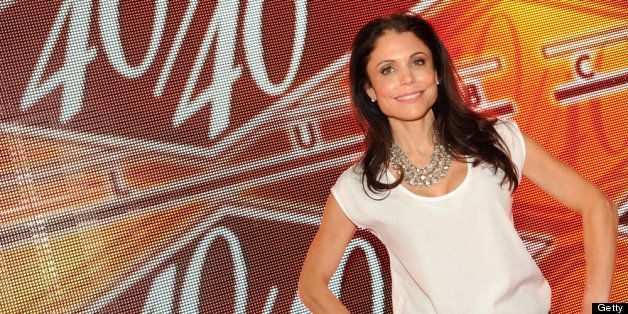 NEW YORK, NY - JUNE 17: TV personality Bethenny Frankel attends The 40/40 Club 10 Year Anniversary Party at 40 / 40 Club on June 17, 2013 in New York City. (Photo by Ben Gabbe/Getty Images)