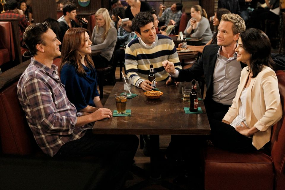 You'd gladly pull up a chair to join the HIMYM group in the booth at MacLaren's. You're already in on the inside jokes, and y