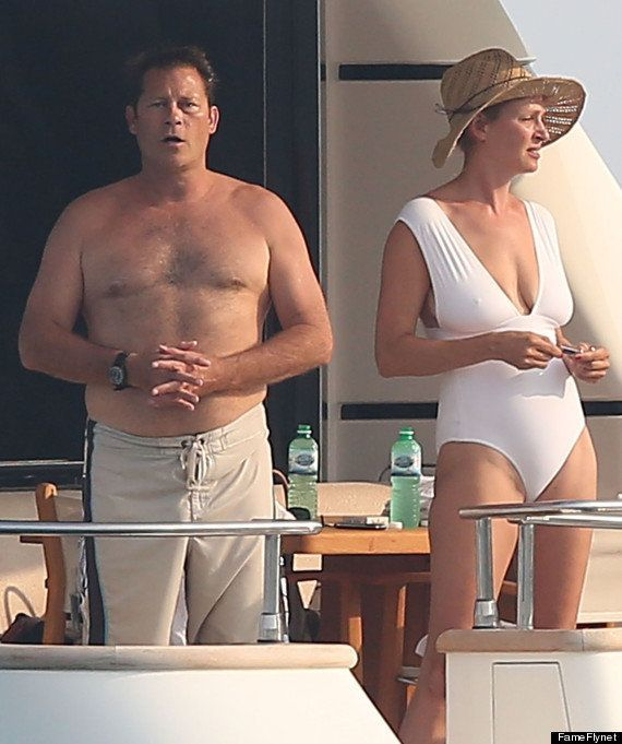 The south of France is very popular among celebs. Uma Thurman recently took her family there, power couple Mila Kunis and Ash