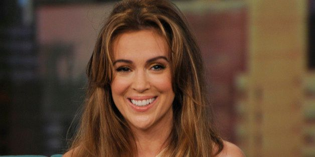 THE VIEW - Alyssa Milano (ABC's 'Mistresses') and Michael B. Jordan ('Fruitvale Station') appeared today,...