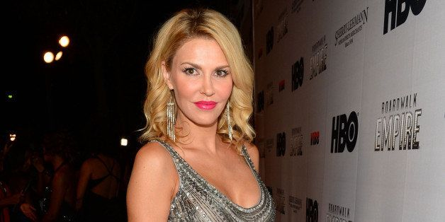 LOS ANGELES, CA - SEPTEMBER 06:  Brandi Glanville attends the HBO 'Boardwalk Empire' season premiere hosted by Sean 'Diddy' C