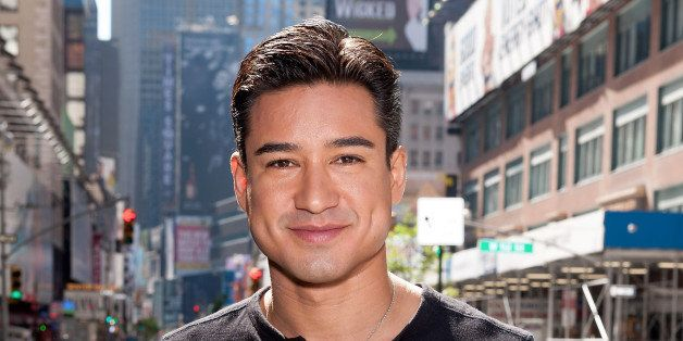 Mario Lopez Talks Hair Fatherhood And Saved By The Bell For