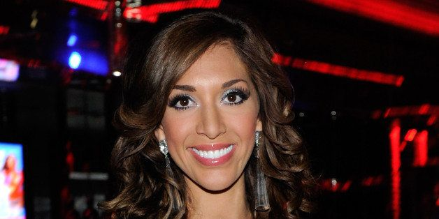 LAS VEGAS, NV - AUGUST 20:  (EXCLUSIVE ACCESS, SPECIAL RATES APPLY) Television personality Farrah Abraham appears at the 2013
