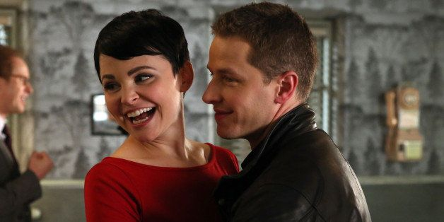 ONCE UPON A TIME - 'The Cricket Game' - Regina is accused of murdering one of the town's most beloved fairytale characters --