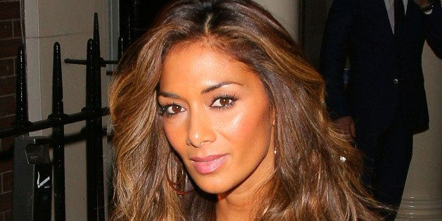LONDON, UNITED KINGDOM - OCTOBER 16: Nicole Scherzinger at The Arts Club on October 16, 2013 in London, England. (Photo by Ma