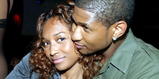 Who is dating with usher
