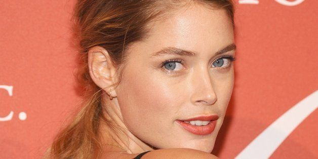 NEW YORK, NY - OCTOBER 22:  Actress/model Doutzen Kroes attends the 30th Annual Night Of Stars presented by The Fashion Group