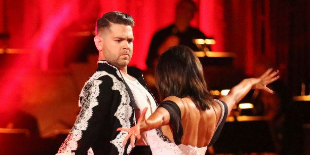 DANCING WITH THE STARS - 'Episode 1706' - Eight remaining couples hit the dance floor and face an exciting new challenge on '