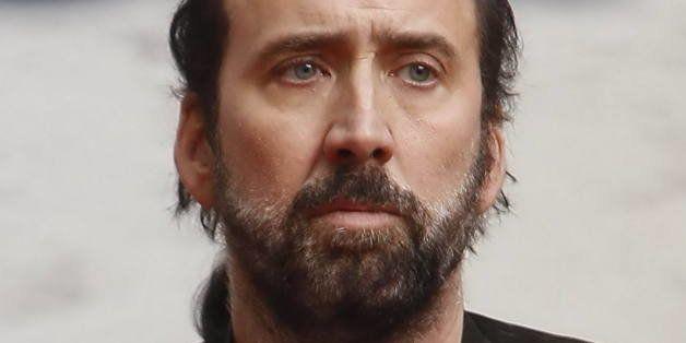Nicolas Cage Sex Photos Stolen