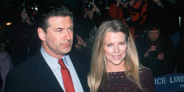 Alec Baldwin & Kim Basinger at the world premiere of 'I Dreamed Of Africa' at Sony Theatres Lincoln Square in New York City.