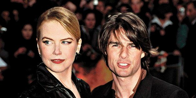 SYDNEY, AUSTRALIA - MAY 30, 2000:  (EUROPE AND AUSTRALASIA OUT) Actors, Nicole Kidman and Tom Cruise attend the premiere of h