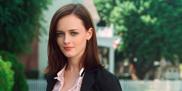 UNSPECIFIED - NOVEMBER 30: Medium publicity shot of Alexis Bledel as Rory. (Photo by Warner Bros./Getty Images)