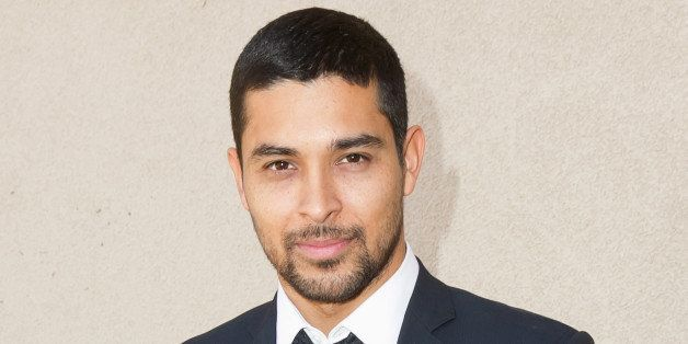 LOS ANGELES, CA - OCTOBER 18:  Actor Wilmer Valderrama attends the Benefit For Ambassadors of Compassion at Hollywood High Sc