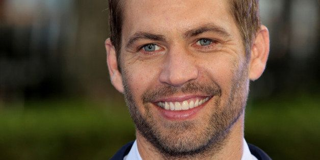 LONDON, ENGLAND - MAY 07:  Actor Paul Walker attends the World Premiere of 'Fast & Furious 6' at Empire Leicester Square on M