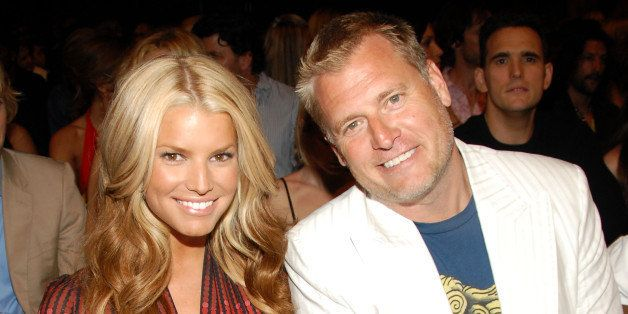 Jessica Simpson and Joe Simpson (Photo by Kevin Mazur Archive 1/WireImage)