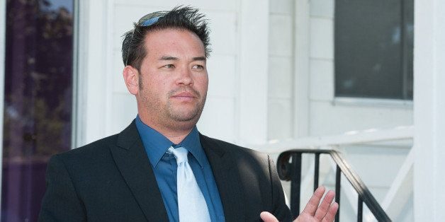 TEANECK, NJ - JUNE 27:  Jon Gosselin attends a press conference on Tax Deductible Marriage Counseling at Bergen Marriage Coun