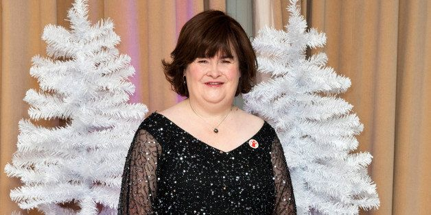 Susan Boyle Reportedly Applies For Minimum Wage Job As Cashier At