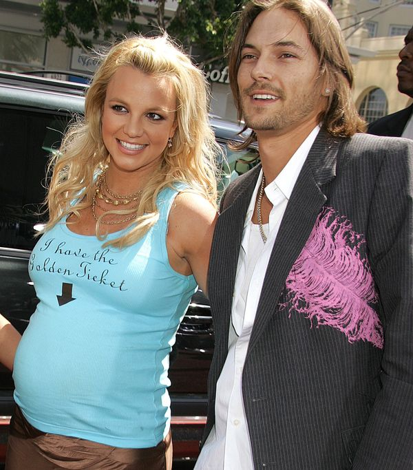 """Apparently, Britney Spears made the mistake of taking a <a href=""""http://money.cnn.com/2005/05/12/news/newsmakers/britney_preg"""