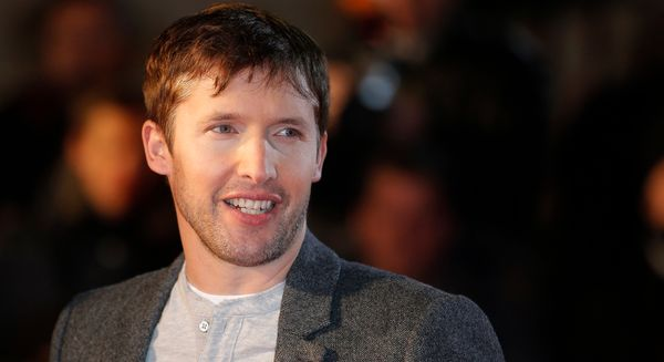 "Yes, <a href=""http://www.people.com/people/article/0,,20046015,00.html"" target=""_blank"">his sister</a>. Really. James Blunt f"