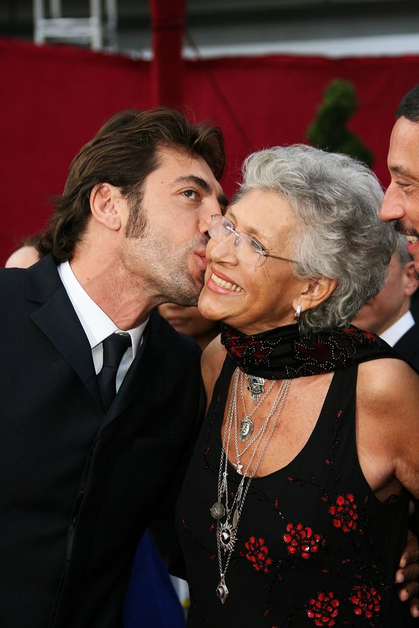 """Bardem brought his mother on a date to the 2008 Oscars, where he won the award for Best Supporting Actor for his work in """"No"""