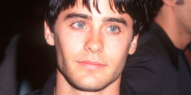 NEW YORK CITY - SEPTEMBER 15:   Actor Jared Leto attends the 'Seven' New York City Premiere on September 15, 1995 at Alice Tu