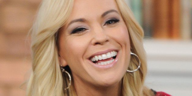 TORONTO, ON - OCTOBER 01:  Reality TV Star Kate Gosselin Appears On CTV's 'The Marilyn Denis Show' at Bell Media Headquarters