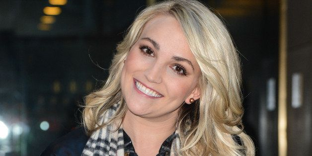 NEW YORK, NY - DECEMBER 19:  Singer Jamie Lynn Spears leaves the 'Today Show' taping at the NBC Rockefeller Center Studios on
