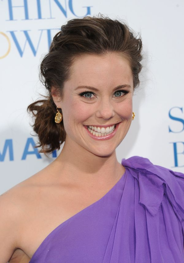 """Williams might be best-known for playing <em>crazy</em> Claire in """"Something Borrowed."""" She's also been on TV series like """"Sa"""
