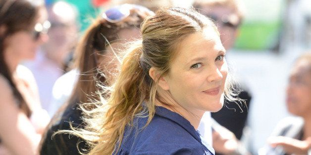 WEST HOLLYWOOD, CA - APRIL 05:  Actress Drew Barrymore attends the Safe Kids Day at The Lot on April 5, 2014 in West Hollywoo