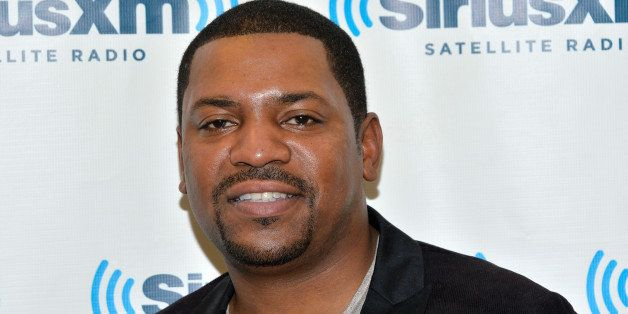 NEW YORK, NY - MARCH 12:  Actor Mekhi Phifer visits SiriusXM Studios on March 12, 2014 in New York City.  (Photo by Ben Gabbe